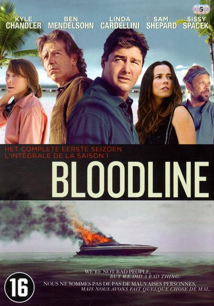 Bloodline. Het complete eerste seizoen