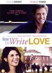How to write love