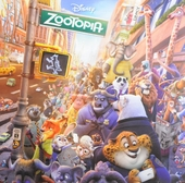 Zootopia : original motion picture soundtrack