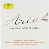 Aria : Bachs schönste Arien
