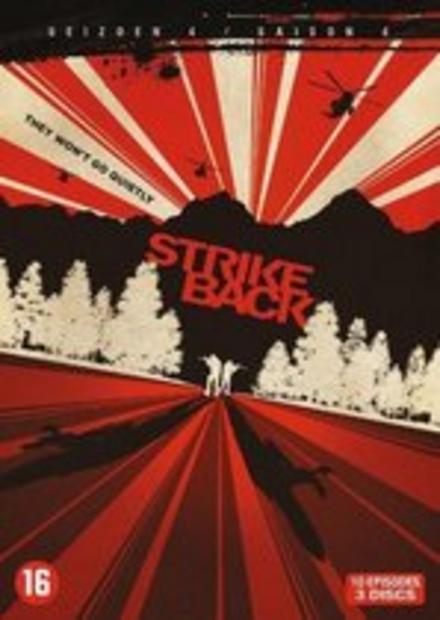 Strike back. Seizoen 4