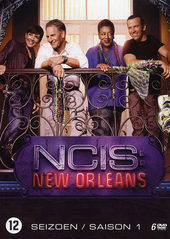 NCIS New Orleans. Seizoen 1