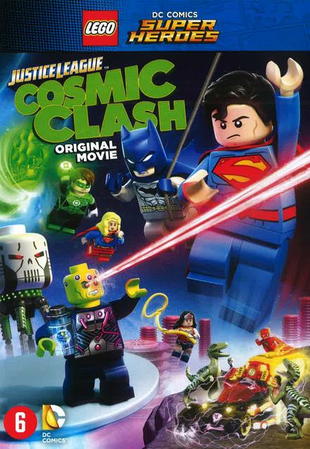 Justice league : cosmic clash