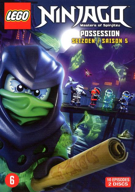 Lego Ninjago : masters of Spinjitzu. Seizoen 5, Possession
