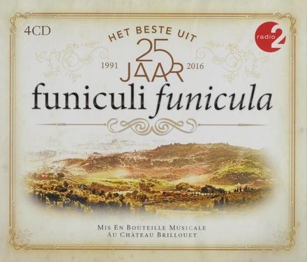 Het beste uit 25 jaar Funiculi Funicula
