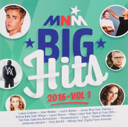 MNM big hits 2016. Vol. 1