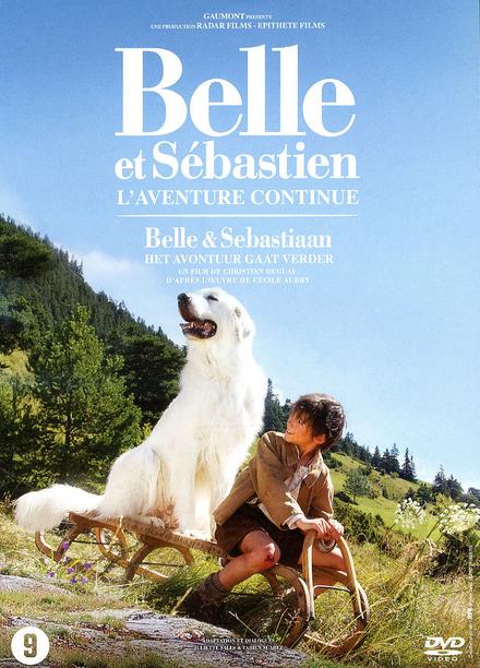 Belle et Sébastien. [2], L'aventure continue