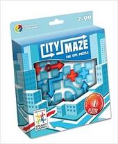 City maze : the GPS puzzle