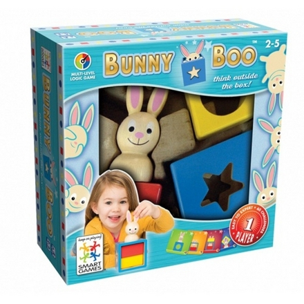 Bunny boo : think outside the box!