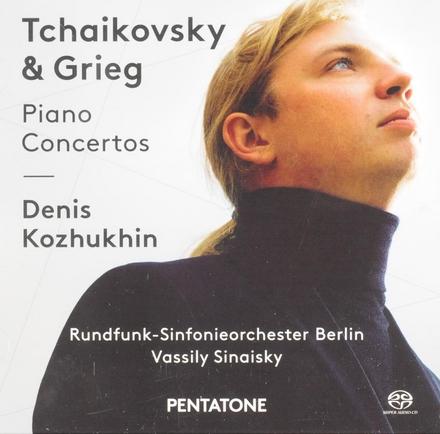 Tchaikovsky & Grieg : piano concertos