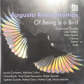 Of being is a bird