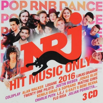 NRJ hit music only 2016