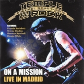 On a mission : Live in Madrid