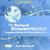 The R. Strauss project. Vol. 2