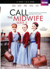 Call the midwife. Serie 5