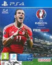 PES 2016 : Pro Evolution Soccer : official video game