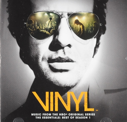 Vinyl : music from the HBO original series : the essentials : best of season 1