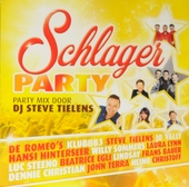 Schlager party : party mix door DJ Steve Tielens