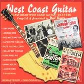 West Coast guitar : masters of West Coast guitar. CD A, 1947-1956