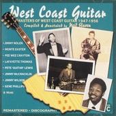 West Coast guitar : masters of West Coast guitar. CD C, 1947-1956