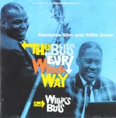 The blues every which way ; Willie's blues