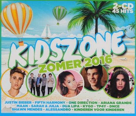 Kidszone zomer 2016