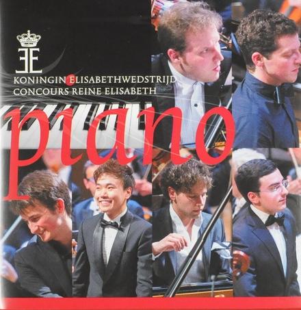Koningin Elisabethwedstrijd : piano 2016