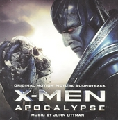 X-men apocalypse : original motion picture soundtrack