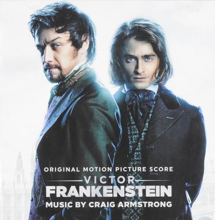 Victor Frankenstein : original motion picture score