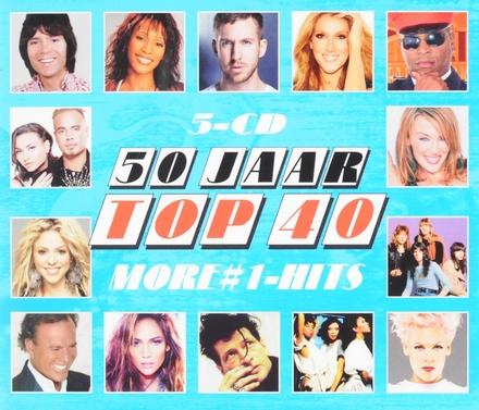 50 jaar top 40 : More #1-hits