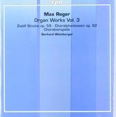 Organ works vol.3. vol.3