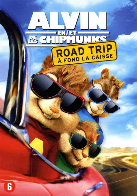 Alvin and the Chipmunks [4] : road trip
