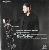 Pro contra! : works for bassoon & contrabassoon