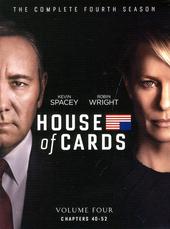House of cards. Het complete vierde seizoen