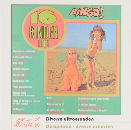 16 kinder hits ; Bingo!