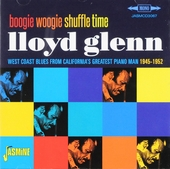 Boogie woogie shuffle time : West Coast blues from California's greatest piano man 1945-1952
