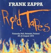 Road tapes. Venue #2, Finlandia Hall, Helsinki, Finland 23, 24 august 1973