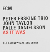 As it was : old and new masters series