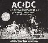 Hell ain't a bad place to be : In memory of Bon Scott