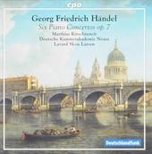 Piano concertos op.7 HWV 306-311