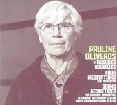 Pauline Oliveros + Musiques Nouvelles