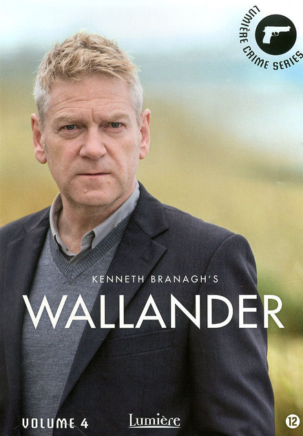 Kenneth Branagh's Wallander. Volume 4