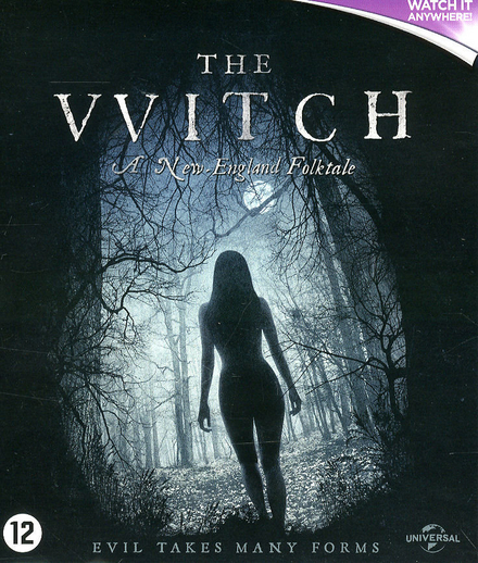 The witch : a New-England folktale