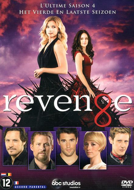 Revenge. Het vierde en laatste seizoen