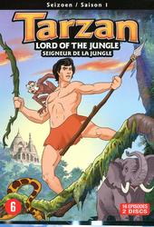 Tarzan : lord of the jungle. Seizoen / saison 1