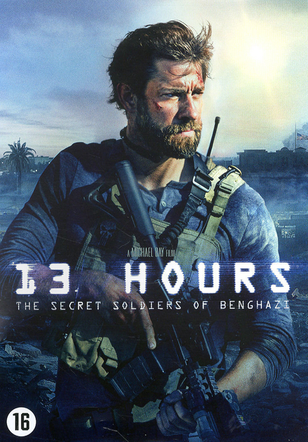 13 hours : the secret soldiers of Benghazi