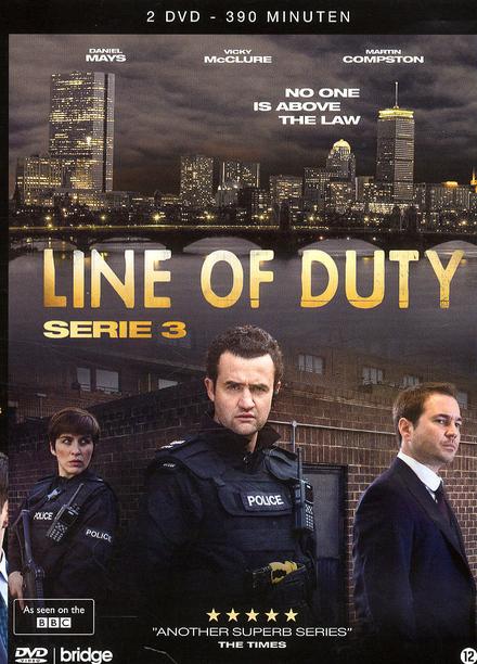 Line of duty. Serie 3