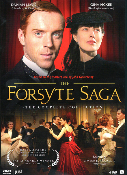 The Forsyte Saga : the complete collection