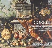 Sonate a violino e violone o cimbalo : opera quinta