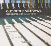 Out of the shadows : Rediscovered American art songs